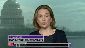 Julianne Smith on Channel 4 News: Rex Tillerson Departure | Center for a  New American Security (en-US)