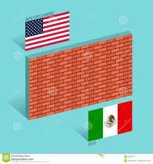 Border Wall Design Concepts Wall Between The United States And Mexico Border Wall