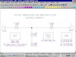 Ansoft Designer Software 2m 70cm Diplexer Part_i