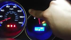 2008 Honda Fit Maintenance Light Reset How To Reset The Service Codes Or Maintenance Minder On The Honda Fit