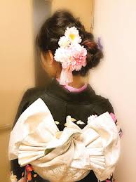 フリプラモデル 遊佐実 At ゴシックロリータ On Twitter 素敵な着物にヘアスタイル