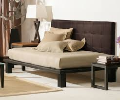 modern daybed. Image Of: Brown Modern Daybed