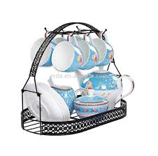 Tea Set Display Stand For Sale Wire Rack For Organizing 10000saucers 10000cups 10000spoons 100teapot 28