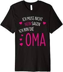 Suchergebnis Auf Amazonde Für Oma Tshirt Bekleidung