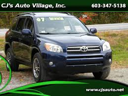 2007 Toyota Rav4 Airbag Light Used 2007 Toyota Rav4 4wd 4dr 4 Cyl Limited Natl For Sale