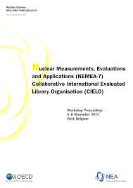 Bechtel Chart Of The Nuclides Nea Nsc Doc 2014 13 Oecd Nuclear Energy Agency