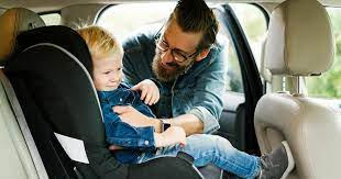 car safety as your child grows