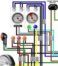 xj650 wiring diagram xj650 printable wiring diagrams database