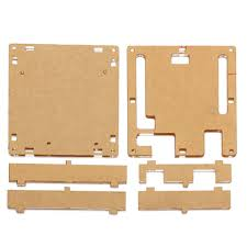 <b>Transparent Acrylic Protective Case</b> for UNO R3 DIY Module Board ...
