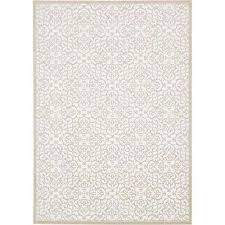 rushmore johnson snow white 8 0 x 11 6 area rug rushmore johnson