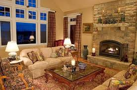 traditional interior house design. Holiday Decor Traditional Home Tree Interior House Design T