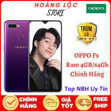 Điện Thoại Oppo Oppo F9 Pro 2 Sim Ram 6Gb Chính Hảng Camera Selfie 25MP-Màn  hình LTPS LCD, 6.3 , Full HD+ Pin 3500 mAh - Siêu Phẩm Màn hình tràn viền