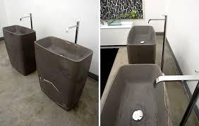 free standing sink. TENDER FREESTANDING SINK IN STONE Free Standing Sink