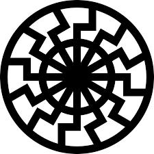 чёрное солнце оккультный символ википедия
