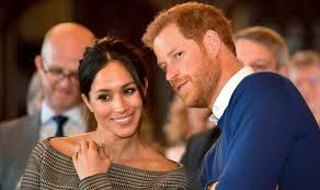 Several landmarks were illuminated in different colours to mark the birth, including niagara falls, the cn tower and the london eye. Meghan Markle Net Worth What Are Prince Harry And Meghan Worth Royal News Express Co Uk