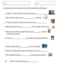 A digraph is two letters that make up one sound, for example: Phonic Worksheets Teaching Resources