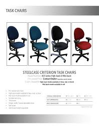 blue task chair office task chairs. Full Size Of Chair Steelcase Criterion Red Teal Blue Black Office Task Chairs Roe Recycled Qty