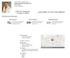 aseguranza de auto chicago 60634 bryan solis