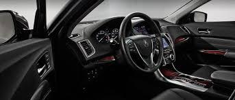 acura tlx black interior. 2016 acura tlx front interior tlx black continental of naperville