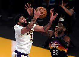 The suns will keep it close for most of the series, but the lakers will. Cn1elkmacqn8qm
