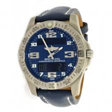 designer watches for auction online auction king breitling aerospace mens wristwatch