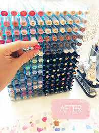 top 10 copic marker storage ideas by joanna baker