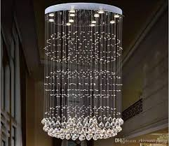 modern crystal chandeliers lighting ceiling chandelier light led indoor lamp fixtures living room lights home decoration led pendant lights outdoor