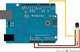 ds18b20 wiring diagram arduino ds18b20 image djodjo org dallas ds18b20 1 wire digital temperature sensor on ds18b20 wiring diagram arduino