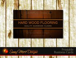 horizontal baltic pine wood faux wooden floorer s flooring business card template front by sunny