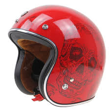 TORC Retro Cruise Helmet DOT Certification Motorcycle Helmet ...
