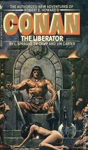 conan the avenger by robert e howard