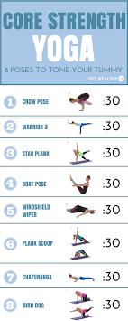 Printable Core Exercise Chart Www Bedowntowndaytona Com