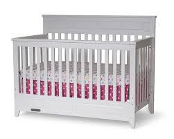 Amazon Child Craft Logan Lifetime 4 in 1 Convertible Crib