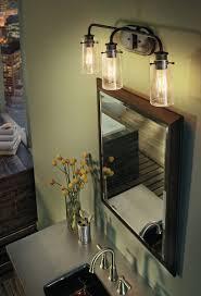 Braelyn  Light Bath Light In Chrome - Kichler bathroom lights