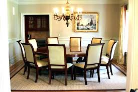 dining table with 12 chairs round dining tables for big dining room table large size of