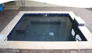 eagle pools spa pool spool6
