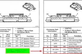 2004 gmc sierra radio wiring diagram wiring diagram 2000 gmc yukon stereo wiring diagram at Gmc Sierra Stereo Wiring Diagram