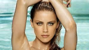 amber heard hot actress fashion model