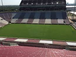 Oklahoma Memorial Stadium Section 104 Rateyourseats Com