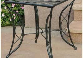 wrought iron outdoor coffee table luxury awesome wrought iron patio furniture home garden