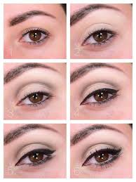 natural look makeup tutorial eye