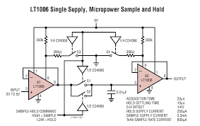Single Supply Op Amp Design Lt1006 Precision Single Supply Op Amp _ Bdtic A Leading