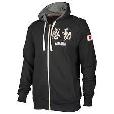 yamaha hoodie. yamaha kando zip-up hooded sweatshirt hoodie s