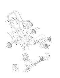 Craftsman edger parts diagram images gallery