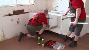 Diy Install Kitchen Cabinets How To Install U Shaped Kitchen Cabinets Diy At Bunnings Youtube