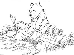 Kleurplaat Kleurplaat Winnie The Pooh En Vrienden 3051 Kleurplaten