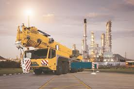 Demag Ac 250 6 Specifications Load Chart 2014 2018