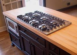 pictures of electric stove countertop