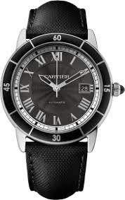 men s watches ronde croisière de cartier watch