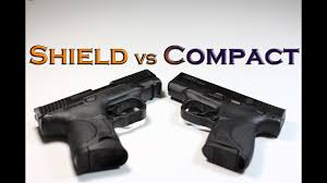 M P Compact Vs M P Shield Buying Choices Decisions